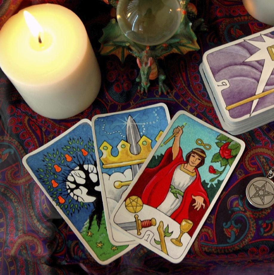 Three-Card Email Tarot Reading